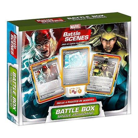 Battle Scenes Battle Box Especial - Sangue Asgardiano