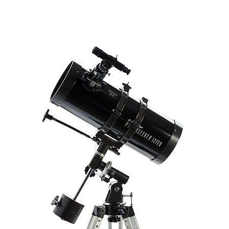 Telescópio Refletor PowerSeeker 127EQ Celestron