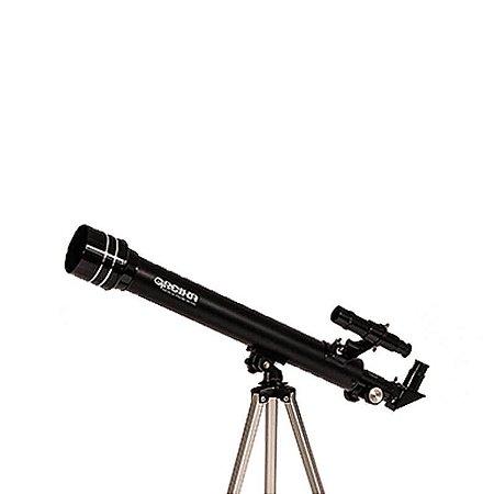 Telescópio Refrator 600x50 Azimutal Greika