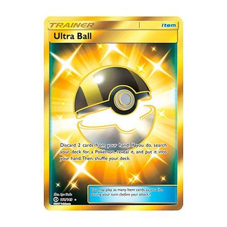 Pokémon - Ultra Bola (161/149) - SM 1 Sol e Lua
