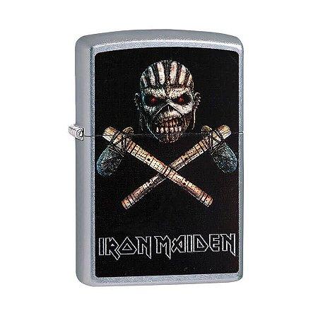 Isqueiro Zippo 29434 Classic Iron Maiden Street