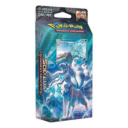 Pokémon TCG: Deck SM3 Sombras Ardentes - Geada Luminosa