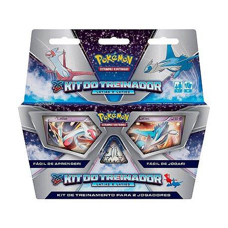 Pokémon TCG: Deck Kit do Treinador - Latias e Latios