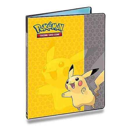 Pokémon TCG: Pasta para Cartas Oficial Ultra PRO - Pikachu