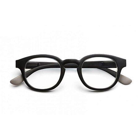 Óculos de Leitura com Filtro Digital Blue Ban B+D Preto