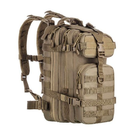 Mochila Assault Coyote Invictus