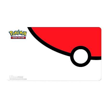 Pokémon TCG: Playmat Oficial Ultra PRO - Poké Ball