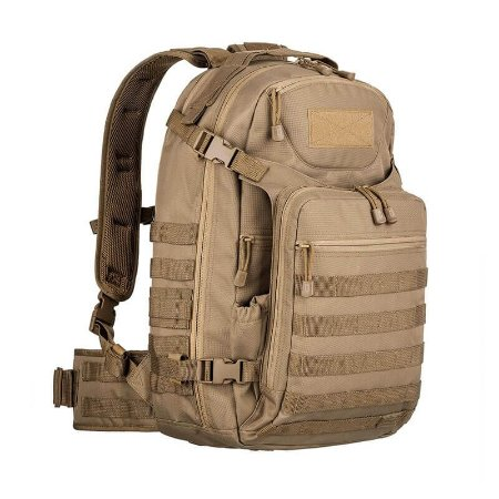 Mochila Mission Coyote Invictus