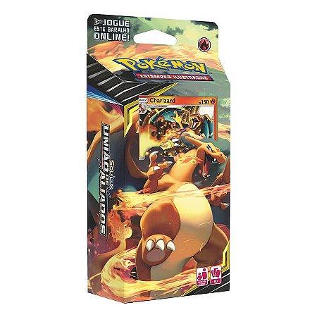 Pokémon TCG: Deck SM9 União de Aliados - Chama Implacável