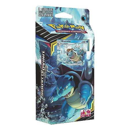 Pokémon TCG: Deck SM9 União de Aliados - Canhão Torrencial