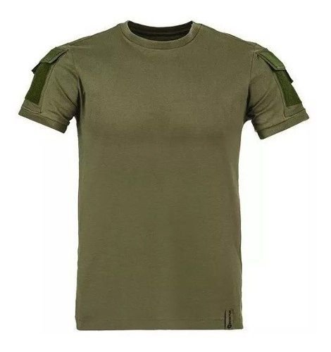 Camiseta Tática Army Invictus 2 Bolsos