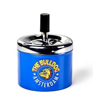 Cinzeiro em Metal Blue The Bulldog - GS00065