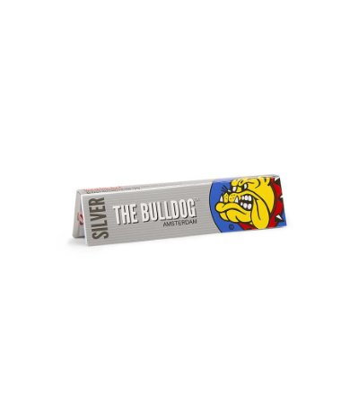 Papel e filtro KSS silver The Bulldog - SM00252