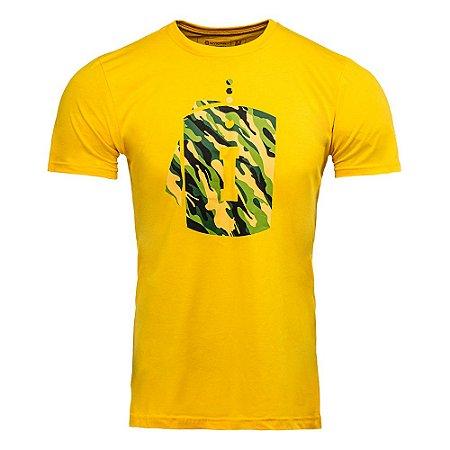 Camiseta T-shirt Manto Invictus