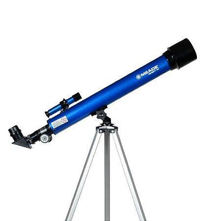 Telescópio Refractor Infinity 50mm Altazimuth Meade