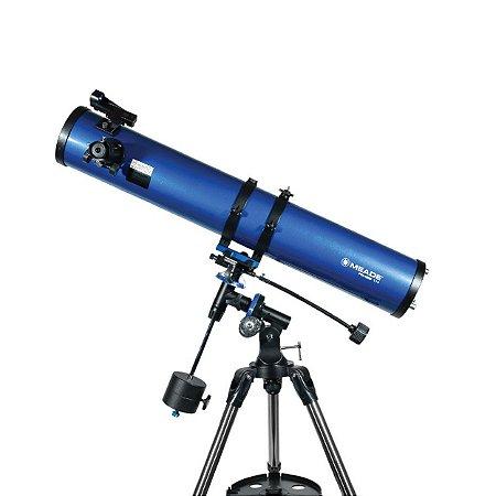 Telescópio Reflector Polaris 114mm German Equatorial Meade
