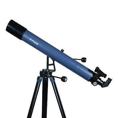 Telescópio Refractor StarPro AZ 80mm Meade
