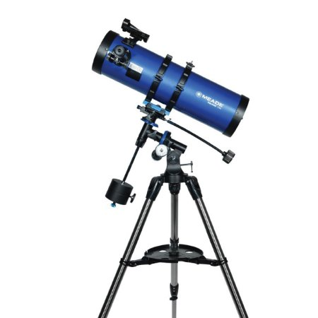 Telescópio Reflector Polaris 130mm German Equatorial Meade