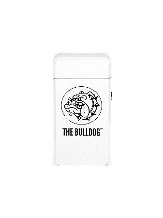 Isqueiro de Plasma Branco The Bulldog - SM00329