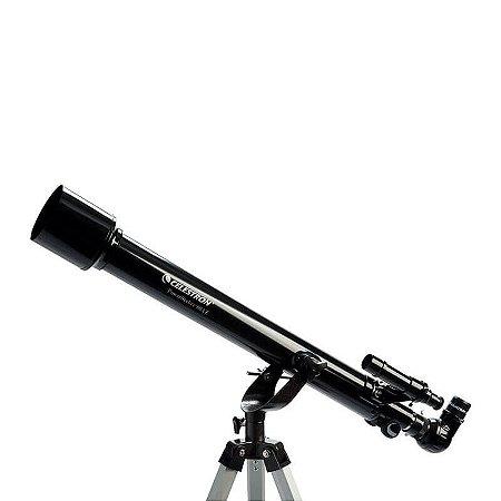 Telescópio Refrator PowerSeeker 60AZ Celestron