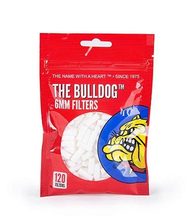 Filtro Acetato Slim 6MM Regular 16x6mm The Bulldog