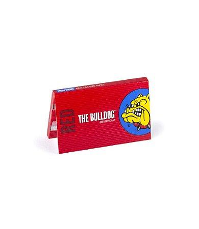 Papel Seda Short Red Duplo The Bulldog