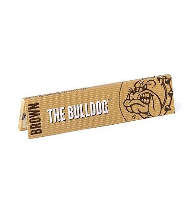 Papel Seda Brown Slim King Size The Bulldog