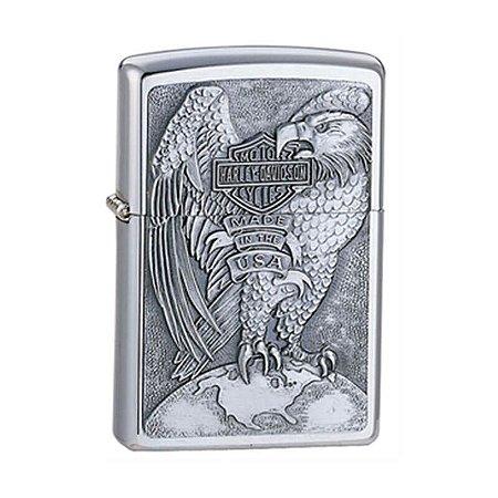 Isqueiro Zippo 200HD.H231 USA Eagle HD