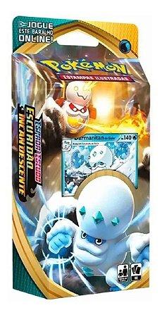 Baralho Pokémon Témático Darmanitan de Galar C/ 60 Cartas