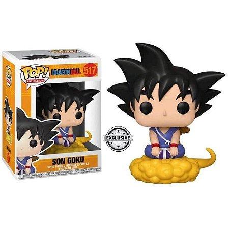 Son Goku 517 - DragonBall - Funko Pop Exclusivo