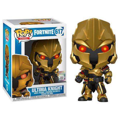 Ultima Knight 617 - Fortnite - Funko Pop