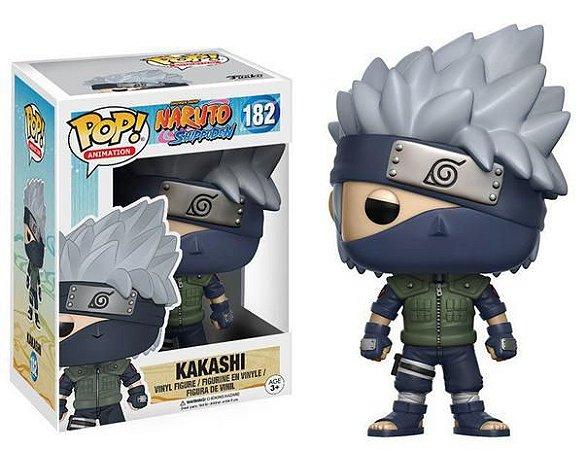 Kakashi 182 - Naruto Shippuden - Funko Pop