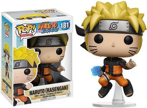 Naruto (Rasengan) 181 - Naruto Shippuden - Funko Pop