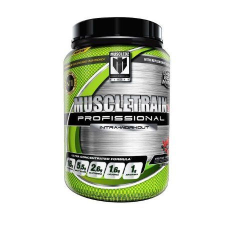 MUSCLETRAIN LIMONADA SUIÇA - WHEY PROTEIN and WAXY MAIZE