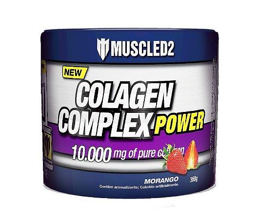 COLAGEN COMPLEX MORANGO