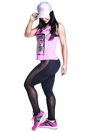 REGATA FITNESS LIPSOUL GIRLS ROUPA DE ACADEMIA 8847
