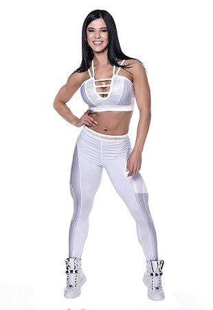 Conjunto Fitness Roupa de Ginástica 5014