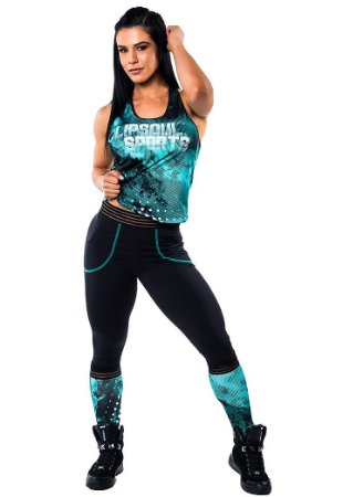 Roupas Crossfit   Musculação Feminina em Park Way Distrito Federal
