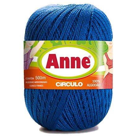 Linha Anne Circulo 500m Cor Azul Bic 2829