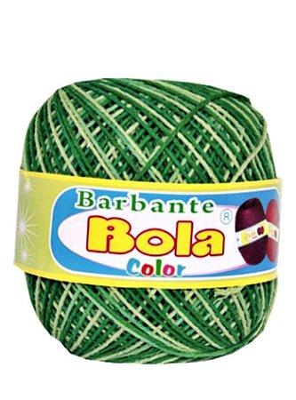 Barbante 350m Bola Color Bandeira/Abacate