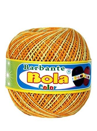 Barbante 350m Bola Color Amarelo Ouro/Amarelo Bebê