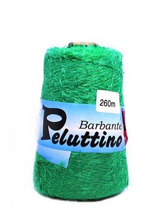 Barbante Felpudo Peluttino Numero 6 Verde Jade