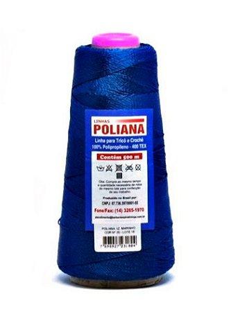 Linha Poliana 500m - Azul Marinho
