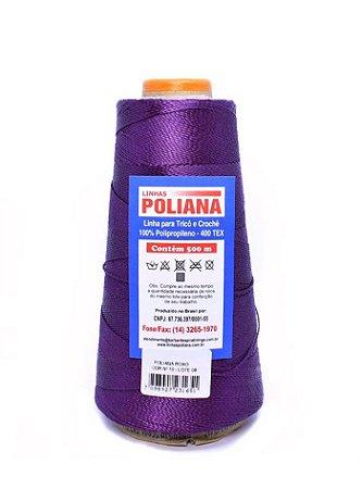 Linha Poliana 500m - Roxo