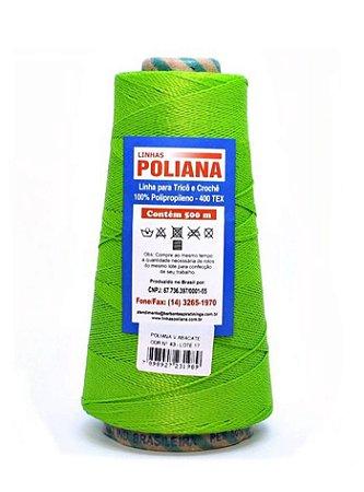 Linha Poliana 500m - Verde Abacate