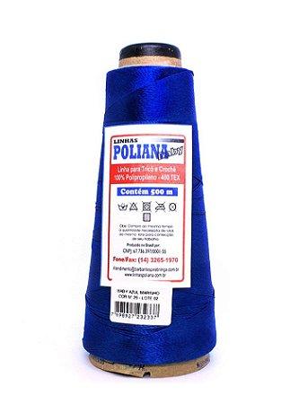 Linha Poliana Baby 500m - Azul Marinho