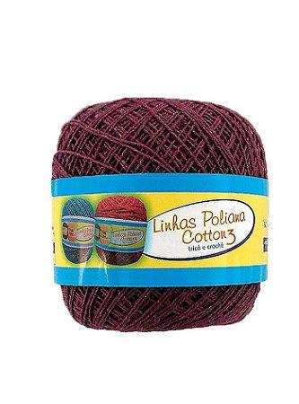 Linha Poliana Cotton 350m - Uva