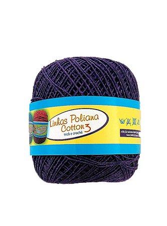 Linha Poliana Cotton 350m - Roxo
