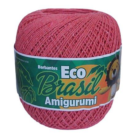Linha Amigurumi EcoBrasil Soberano Goiaba 150g