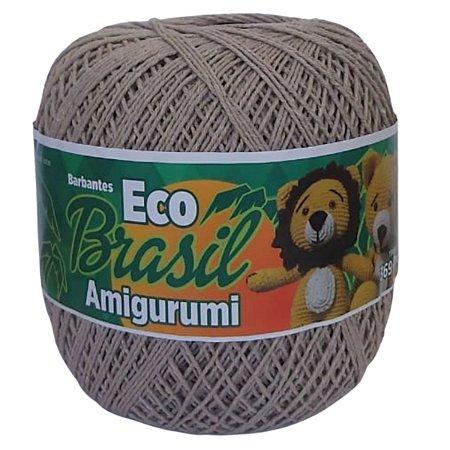 Linha Amigurumi EcoBrasil Caqui 150g